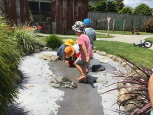 Pre-School Water Play